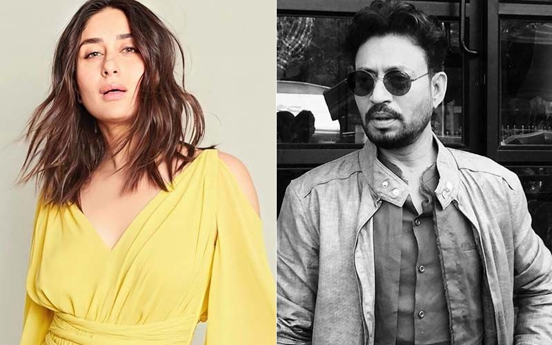 Angrezi Medium: Kareena Kapoor Khan And Irrfan Khan Mean Business In This LEAKED PICTURE