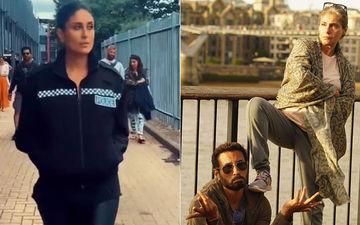 On Sets Of Angrezi Medium: Kareena Kapoor Khan And Dimple Kapadia's Sass Level Is On Point!