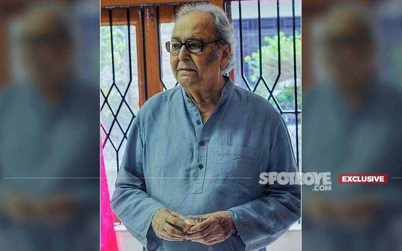 Anik Datta: Soumitra Chatterjee was my only choice for the protagonist of Borunbabur Bondhu