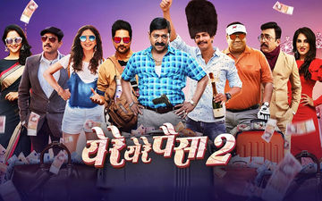 Aniket Vishwasrao And Mrunmayee Godbole Starrer Ye Re Ye Re Paisa Is Back With A Power Packed Sequel
