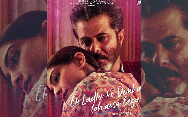 Birthday Boy Anil Kapoor Shares The First Look From Ek Ladki Ko Dekha Toh Aisa Laga
