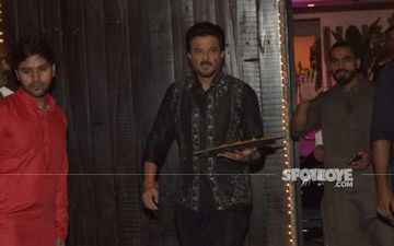 Anil Kapoor Diwali Bash 2019: Arjun Kapoor- Malaika Arora, Katrina Kaif, Kareena Kapoor Khan- Saif Ali Khan Get Snapped