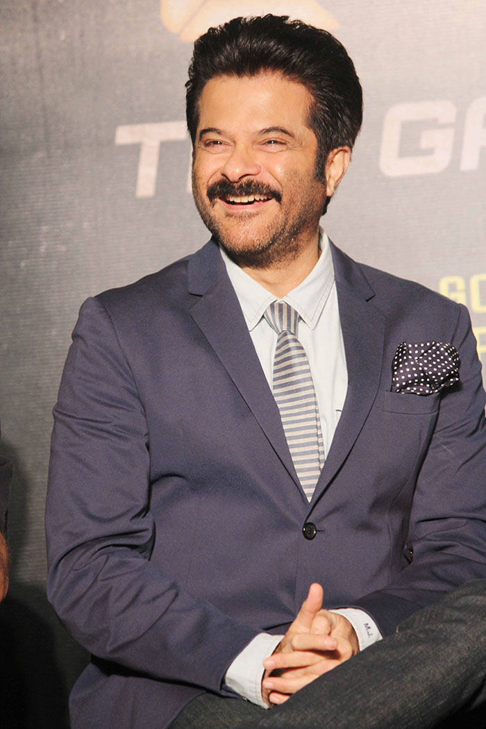 anil kapoor having a laugh