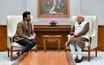 पीएम नरेंद्र मोदी से मुलाकात के बाद अनिल कपूर ने कह डाली ये बात