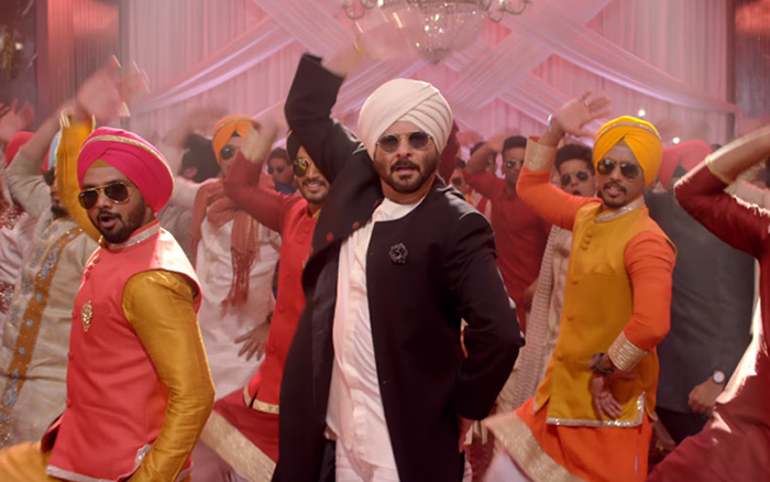 anil kapoor in the goggle song