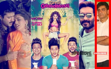 """""""So What If I Made SEX 'Masti' Comedies?"""" Says Madhuri-Anil-Ajay's Total Dhamaal Maker"""