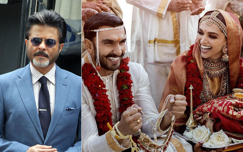 Anil Kapoor Reacts To Reports Of Being Upset With Ranveer Singh And Deepika Padukone