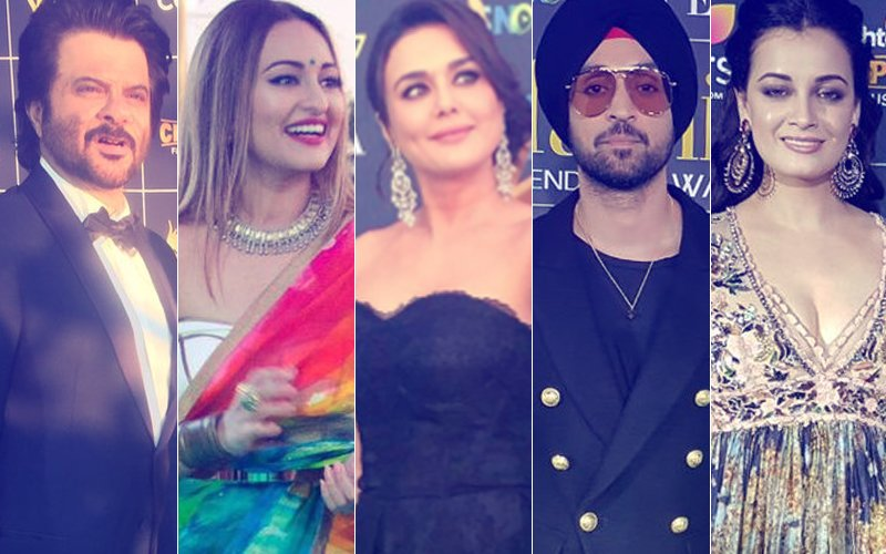 IIFA 2017: Anil Kapoor, Sonakshi Sinha, Preity Zinta, Diljit Dosanjh, Dia Mirza Are The First To Arrive