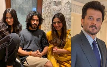 "Raksha Bandhan 2019: Anil Kapoor Shares Picture Of His Trio Kids, Says, ""It Took Rakhi To Bring Them All Back Together"""