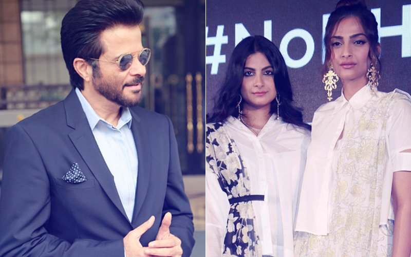 Why Is Anil Kapoor Getting Trolled By Sonam Kapoor And Rhea Kapoor?
