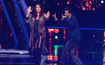 Fanney Khan Promotions: Anil Kapoor, Aishwarya Rai, Rajkummar Rao Have A Gala Time On Indian Idol 10 Sets