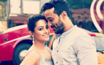 Anita Hassanandani Takes Off To Switzerland With Her Husband Rohit Reddy