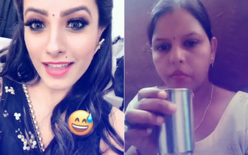 Video: Chai Pee Lo Aunty Has A New Fan & It's Naagin 3 Actress Anita Hassanandani