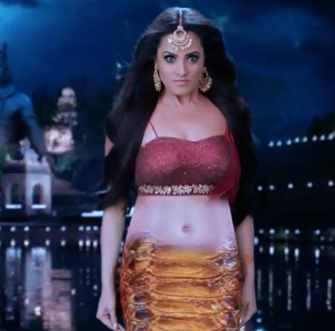 anita hassandani in naagin 3