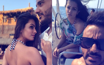 Anita Hassanandani Slips Into A Swimsuit In Greece. Trolls Be Damned!
