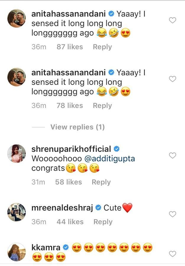 anita kritika wishing additi