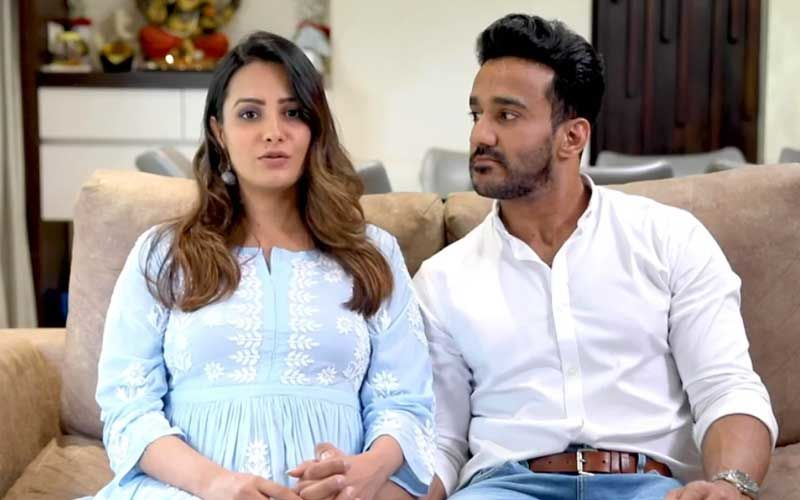 Preggers Anita Hassanandani And Husband Rohit Reddy Thank Everyone For This Lovely Wishes; Say, 'Butterflies Have Been Real'