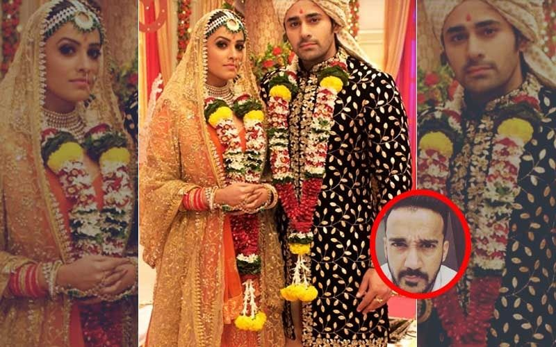 Anita Hassanandani Turns Bride For Pearl V Puri, Husband Rohit Reddy Has An Epic Reaction!