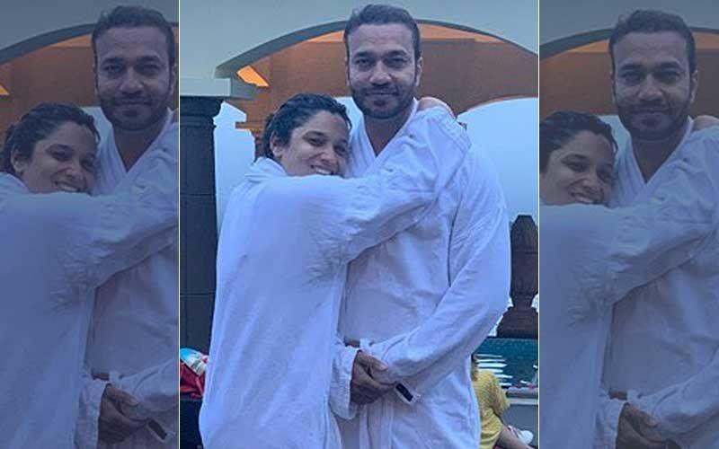 Ankita Lokhande Has A Sugar-Sweet Birthday Wish For Beau Vicky Jain
