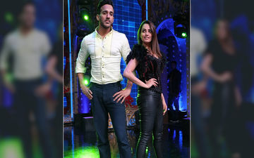 Nach Baliye 9: Anita Hassanandani And Rohit Reddy Are All Set To Raise The Heat With Their 'Icy' Romance!