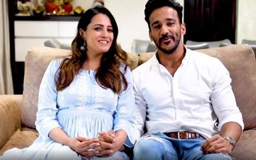 Anita Hassanandani On Her Pregnancy: 'It Felt Like The Perfect Timing'; Rohit Reddy Reveals His First Reaction- VIDEO