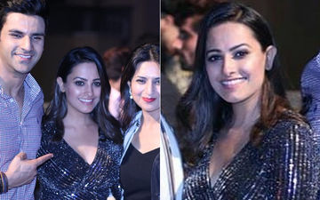 Anita Hassanandani Celebrates Her 38th Birthday; Divyanka Tripathi, Vivek Dahiya, Nia Sharma, Surbhi Jyoti, Drashti Dhami Make It Special - Watch Videos