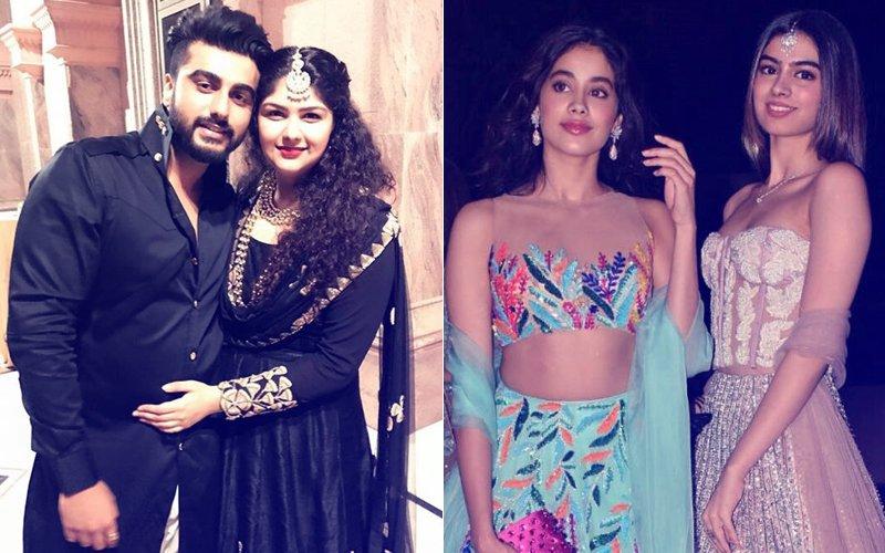 Big Fat Kapoor Holiday: Are Janhvi, Khushi & Anshula Joining Arjun Kapoor In London?