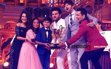 Anjali Gaikwad & Shreyan Bhattacharya Win Zee TV's Sa Re Ga Ma Pa Lil Champs