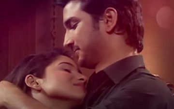 Sushant Singh Rajput Romances Ankita Lokhande In This Unreleased Track - Throwback Gem