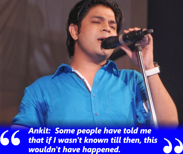 ankit tiwari a well know singer pressed for rape charges
