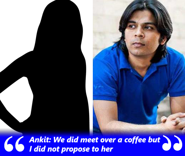 ankit tiwari says that he met the girl over coffee one day