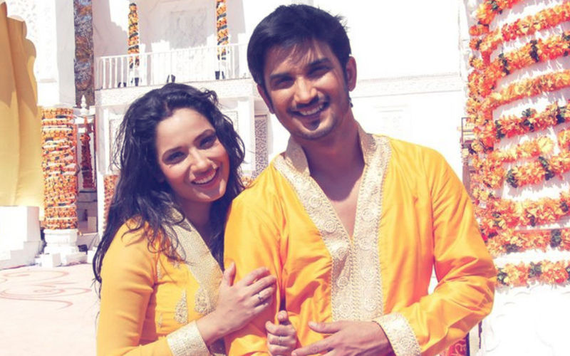 Ex-Lovers Sushant Singh Rajput And Ankita Lokhande Will Be Back On-Screen