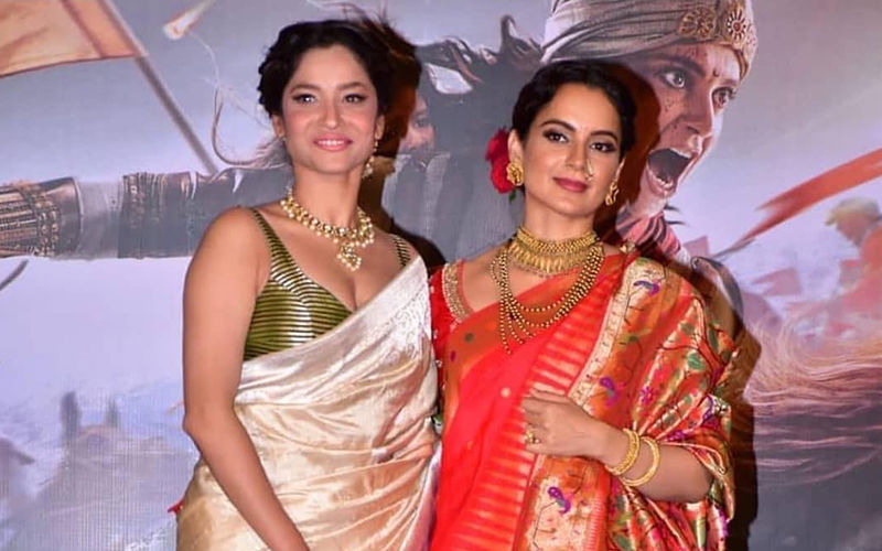 "Ankita Lokhande Supports Kangana Ranaut, Says, ""I'm Really Guarding My Rani Laxmibai"""
