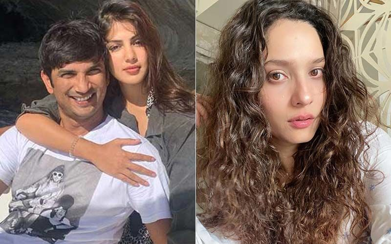 Rhea Chakraborty Harassed Sushant Singh Rajput, Says Former GF Ankita Lokhande To Bihar Police; Claims He Wanted To End The Relationship: REPORT