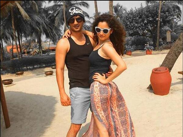 ankita lokhande sushant singh rajput when they were dating