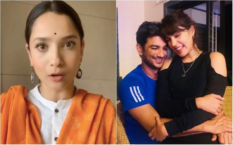 Sushant Singh Rajput Death: Ankita Lokhande Is 'Shocked' After Sister Shares Messages Of SSR's Staff Discussing Drugs With Rhea Chakraborty