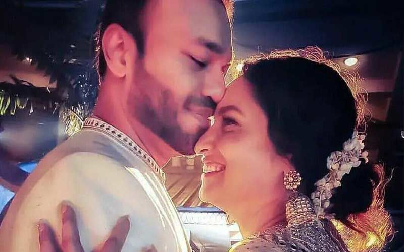 Ankita Lokhande Bitten By The Love Bug: Actress Shares Lovey-Dovey Fan Made Video With Boyfriend Vicky Jain – WATCH VIDEO