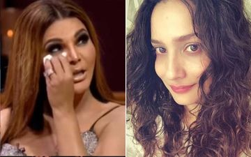 Ankita Lokhande Sends Love To Rakhi Sawant; Shares A Video Of Bigg Boss 14 Challenger Breaking Into Tears While Talking About Her Past Struggles