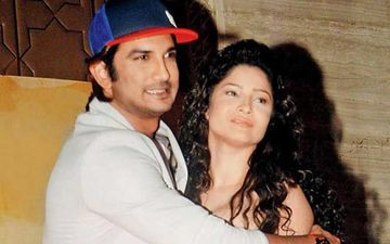 Ankita Lokhande's UNSEEN Pic With Her Mom Shows A Wall Filled With Sushant Singh Rajput And Ankita's Photo Frames- Throwback PIC INSIDE
