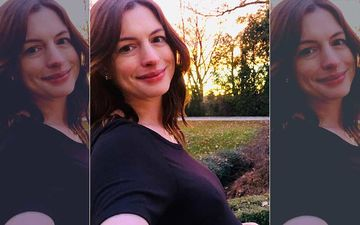 Anne Hathaway Spotted With A Baby Carrier; Has She Welcomed Baby No 2 Already?
