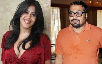 Ekta Kapoor Joins Hands With Anurag Kashyap