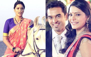Anuja Sathe Left Peshwa Bajirao Because Of Her Husband Saurabh Gokhale!