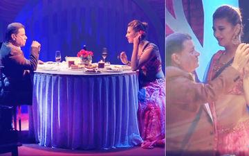 """Bigg Boss 12: ब्रेकअप के बाद अनूप जलोटा ने जसलीन मथारू को कहा """"I Love You"""""""