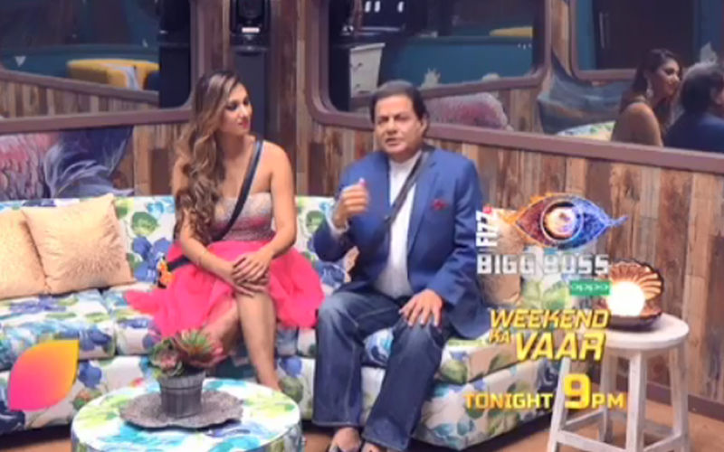 "Anup Jalota Re-Enters Bigg Boss 12 House; Tells Jasleen, ""Mere Andar Tumhare Liye Koi Romantic Feeling Nahi Hai"""