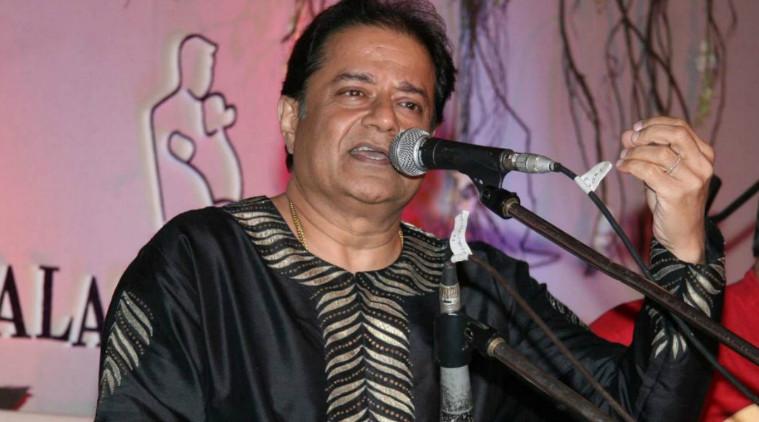 anup jalota singing