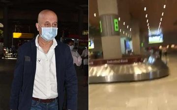 Coronavirus Outbreak: Anupam Kher Posts An Inside Video From The Mumbai Airport; 'India Is Setting Up Example'