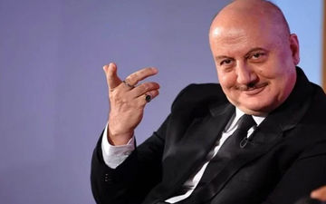 "Anupam Kher On Article 370 Being Revoked In Jammu And Kashmir: ""It Was A Cancer That Was Harming J&K For Several Years"""