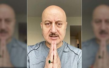 Anupam Kher Has The Perfect Antidote For Coronavirus; Reminds Followers Of An Age-Old Indian Tradition - VIDEO