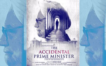 First Poster: Here's Anupam Kher As Former PM Manmohan Singh In The Accidental Prime Minister