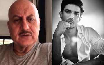 Sushant Singh Rajput Demise: Anupam Kher Shares A Motivational Post, Encourages Aspiring Actors Not To Give Up – VIDEO